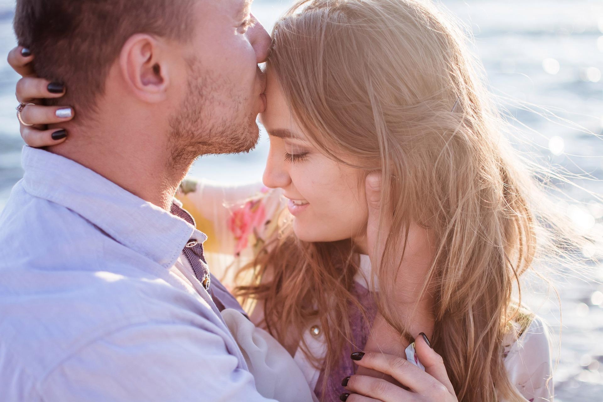 Glückliche & erfüllte Beziehung